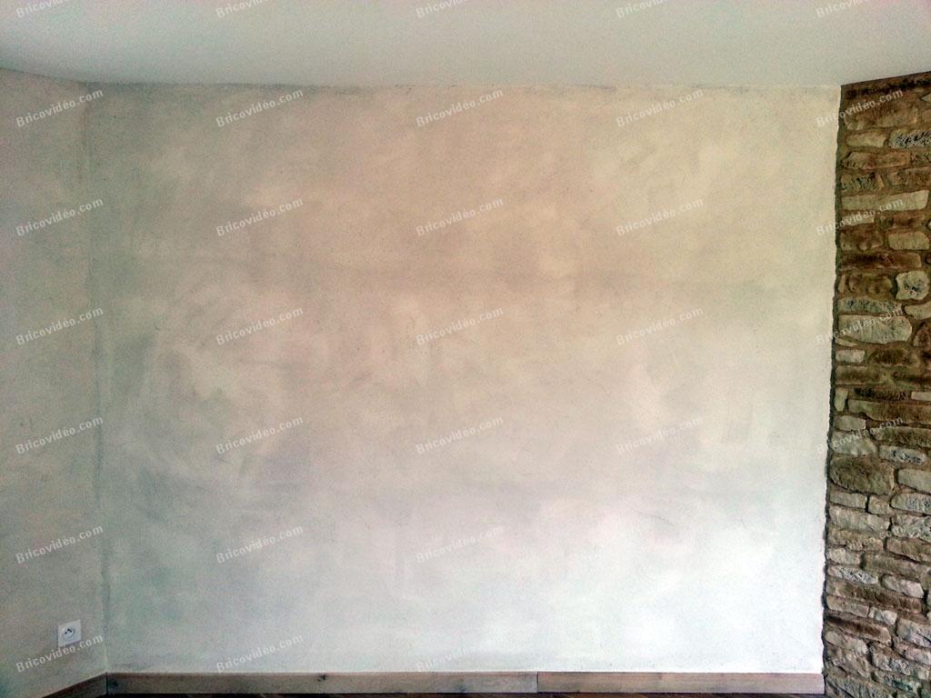 Probl me travaux peinture d gradation involontaire - Peinture sans enduit ...