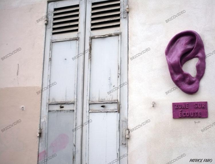 Bricovid o bricolage peinture conseils pour r aliser du - Les murs ont des oreilles ...
