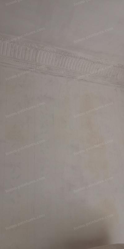 problème sous-couche peinture