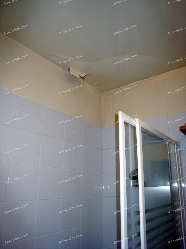 Fiches travaux peinture maison for Peinture special plafond