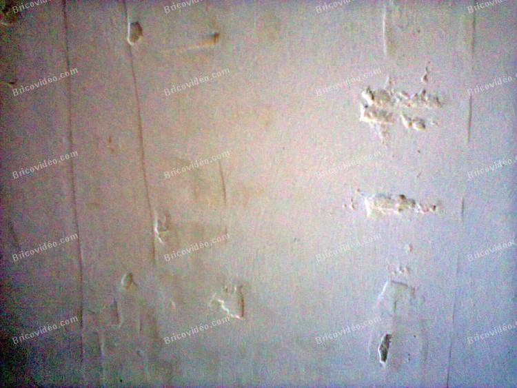 Réparation mur placoplatre