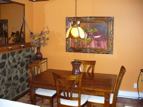 R ponse peinture maison forum questions - Peindre une salle a manger ...